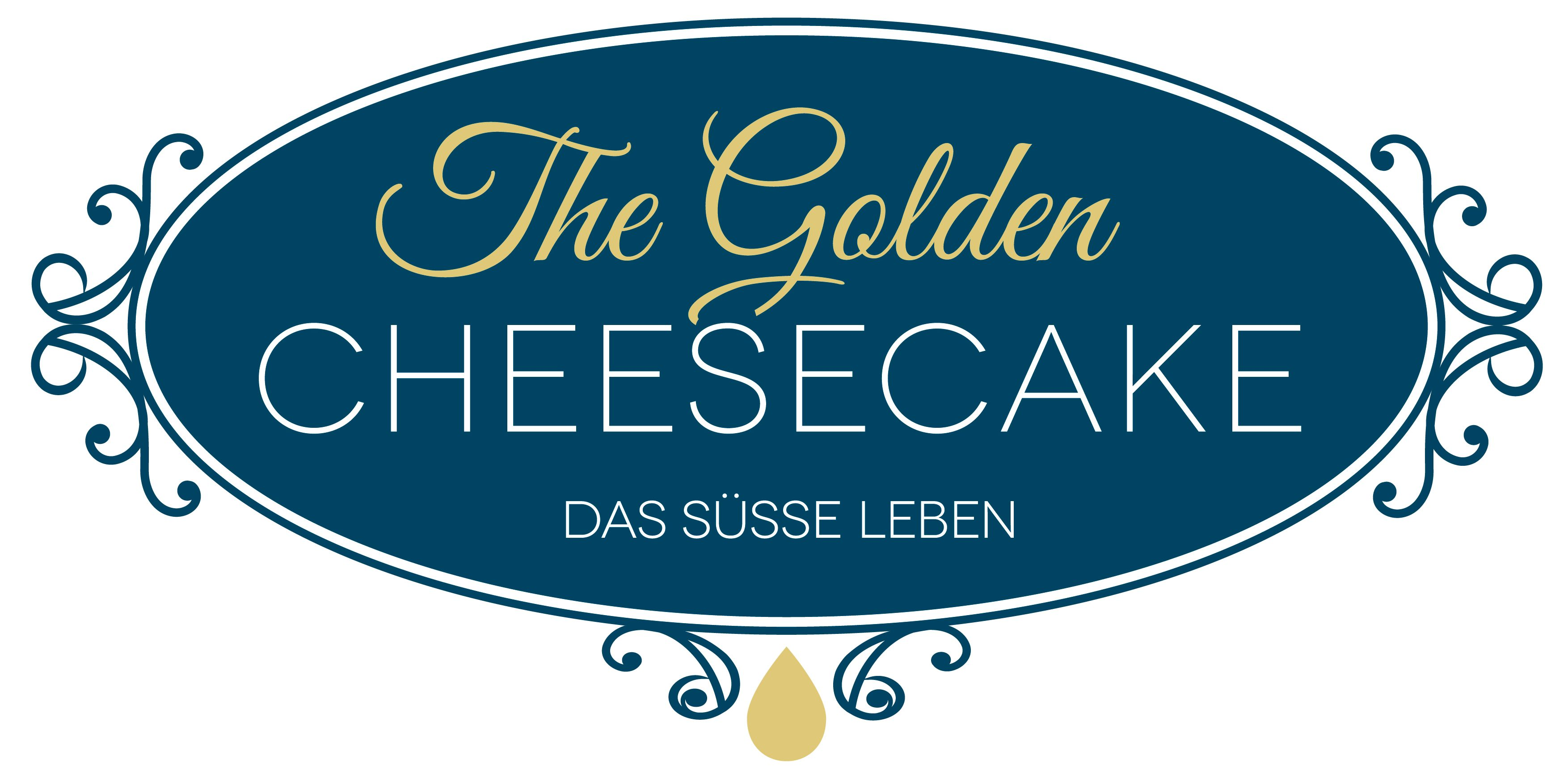 The Golden Cheesecake